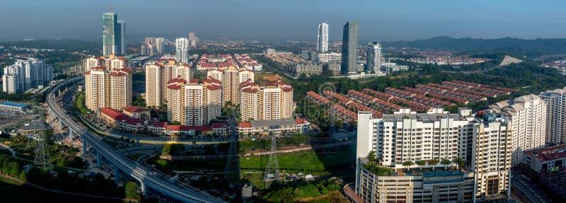 Petaling Jaya em Malásia imagem de stock royalty free