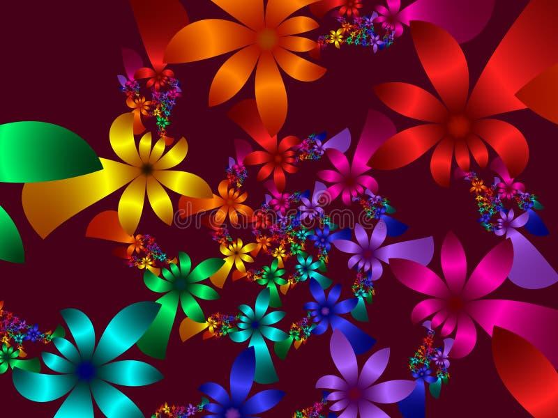 petals4 库存照片