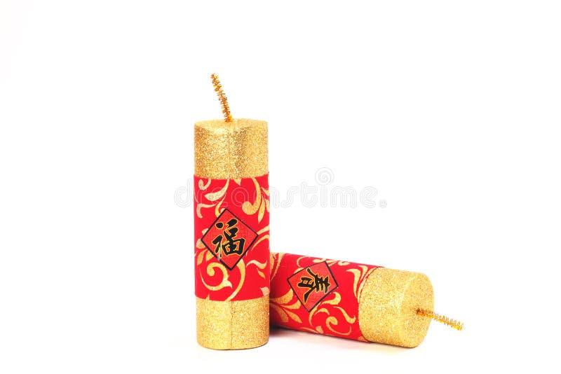 petarda chiński nowy rok zdjęcia royalty free