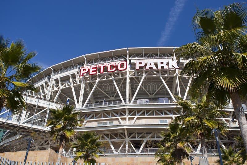 Petco Park stock image