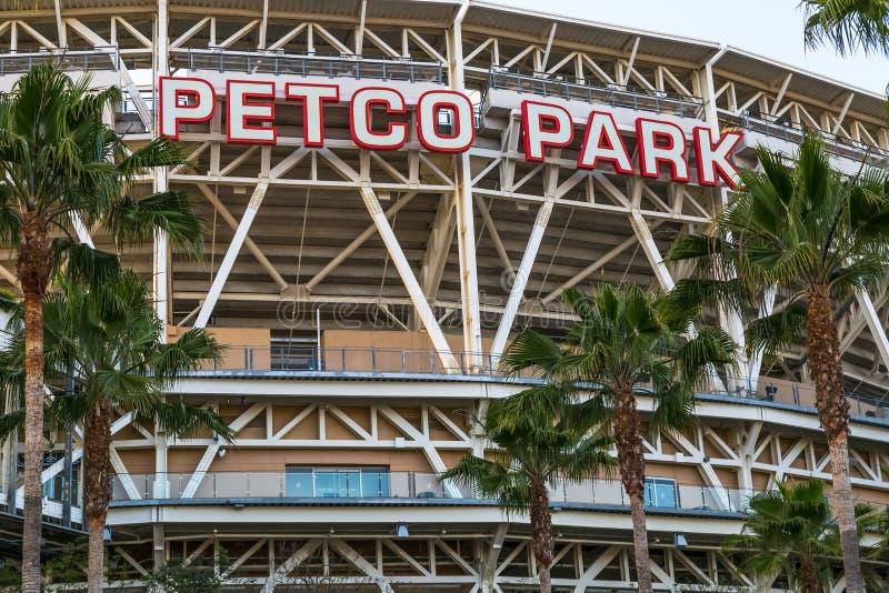 Petco Park zdjęcia royalty free