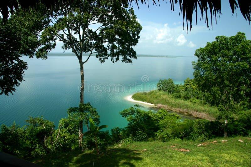 petenitza λιμνών στοκ εικόνες