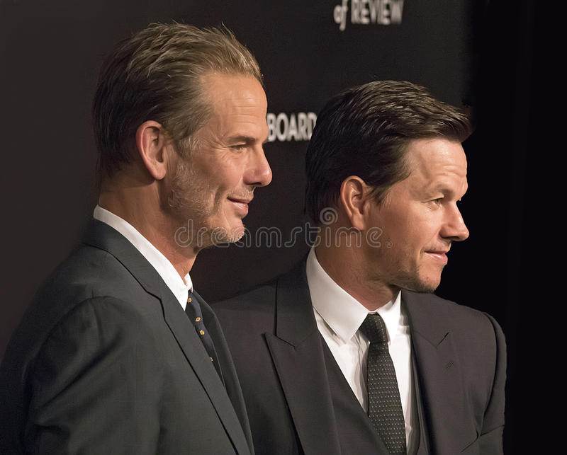 Download Peter Berg And Mark Wahlberg Score At NBR Awards Gala Editorial Image - Image of academy, actor: 83721245