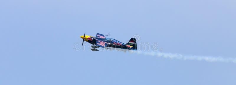 Download Peter Besenyei Od Węgry Na Airshow Obraz Editorial - Obraz złożonej z czech, gorący: 57661395