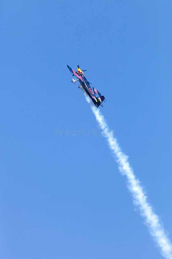 Download Peter Besenyei Od Węgry Na Airshow Fotografia Editorial - Obraz złożonej z wyzwanie, prędkość: 57661512