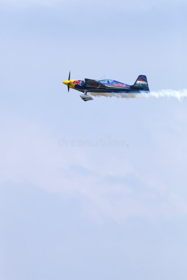 Download Peter Besenyei Od Węgry Na Airshow Obraz Editorial - Obraz złożonej z post, śmigła: 57661545