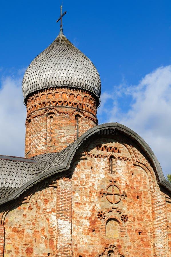 Peter e Paul Church in Kozhevniki immagini stock