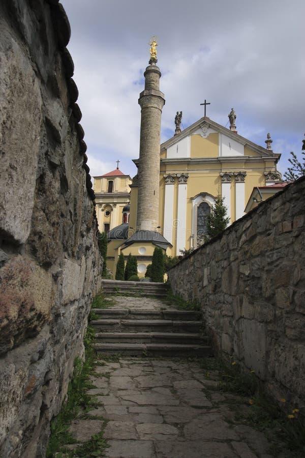 Peter et cathédrale de Paul images libres de droits