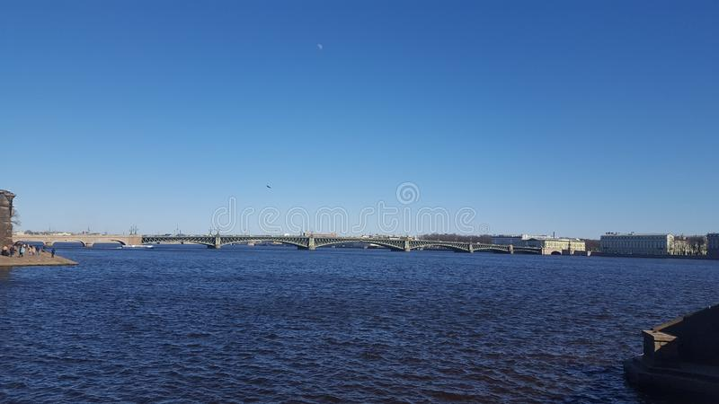 Peter et Paul Fortress image stock
