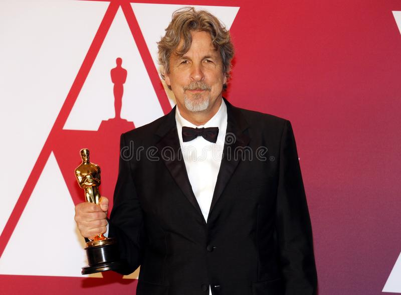 Peter Farrelly photos libres de droits
