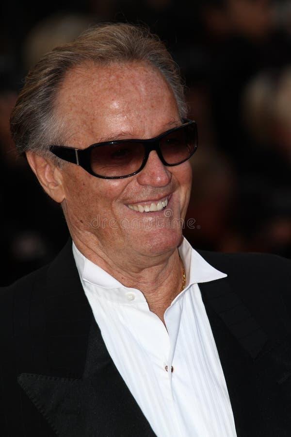 Peter Fonda royalty free stock photos