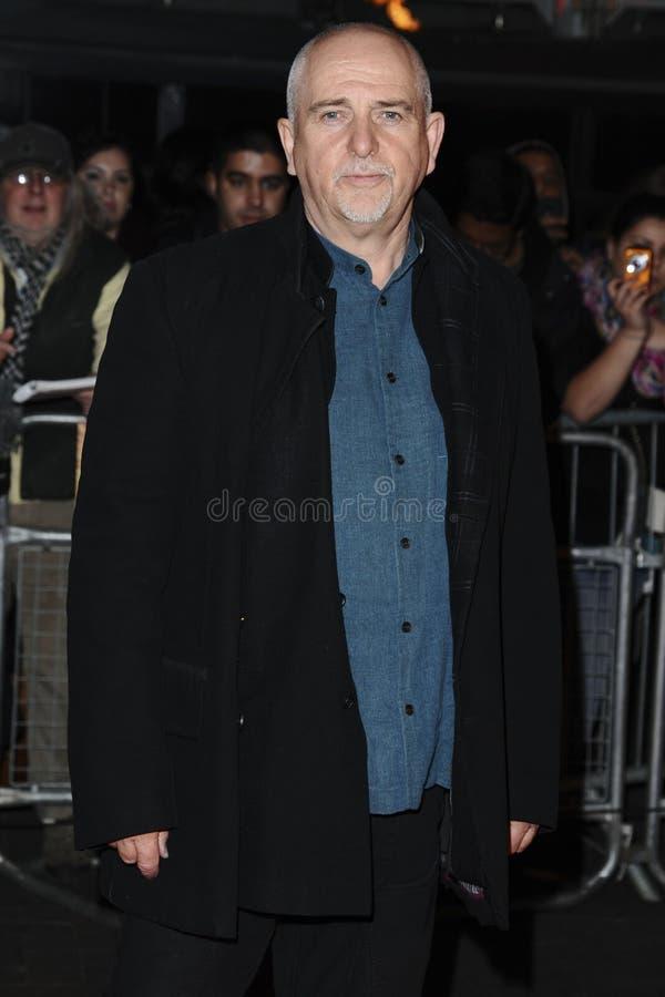 Peter Gabriel, John Carter fotos de stock royalty free
