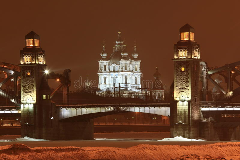 Download Peter The Great, Emperor Of Bridge Royalty Free Stock Photos - Image: 25857788