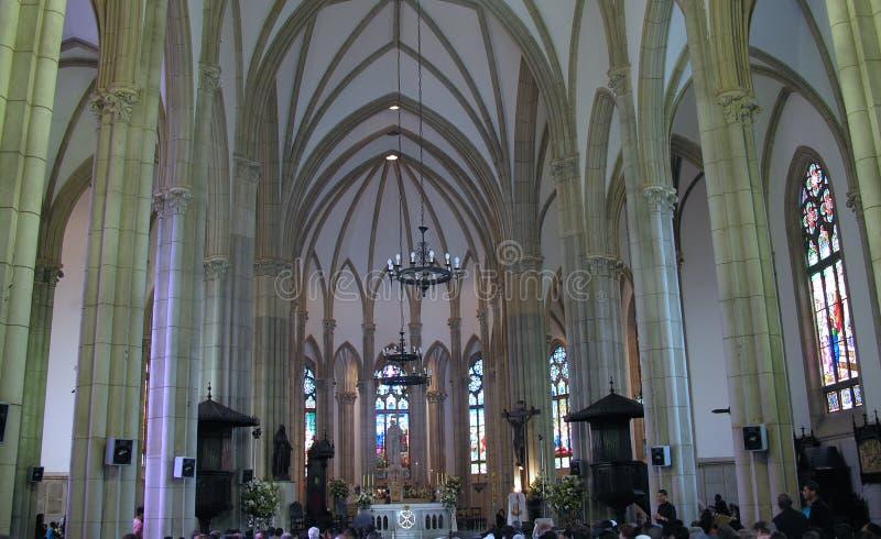 Peter jest katedra w świętym obrazy stock