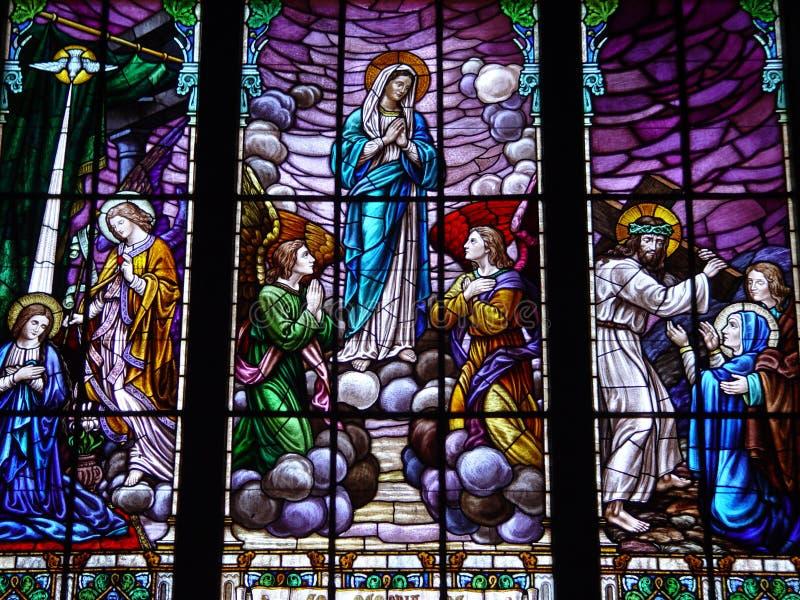 Peter katedralny jest święty obraz stock