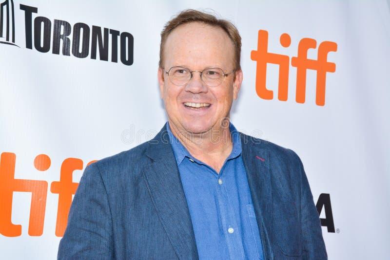 Peter Mackenzie an KÖNIGEN führen an internationalem Filmfestival 2017 Torontos erstauf lizenzfreie stockfotos