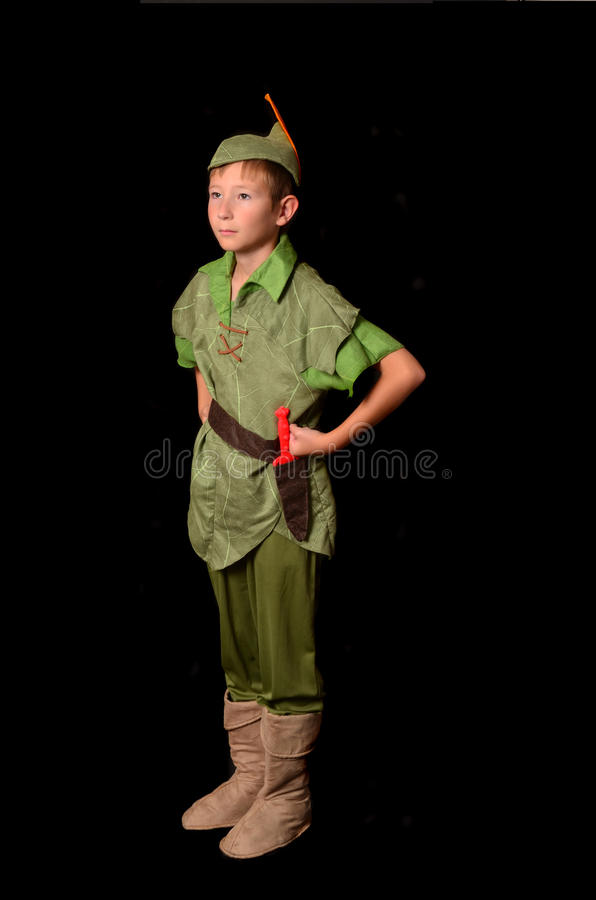 Download Peter Pan stock illustration. Image of lost, youth, james - 21826904