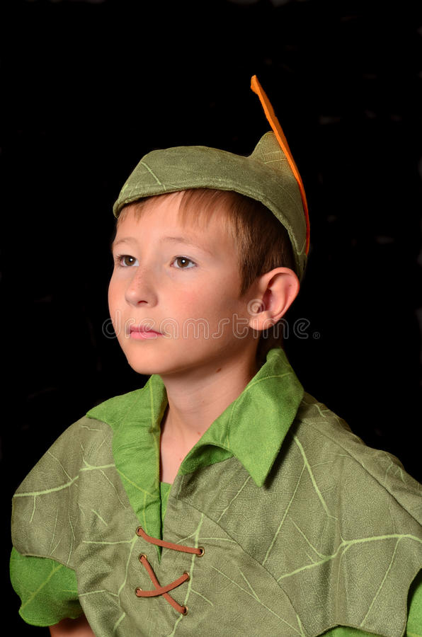 Peter Pan imagens de stock royalty free