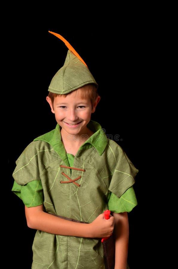 Peter Pan imagens de stock