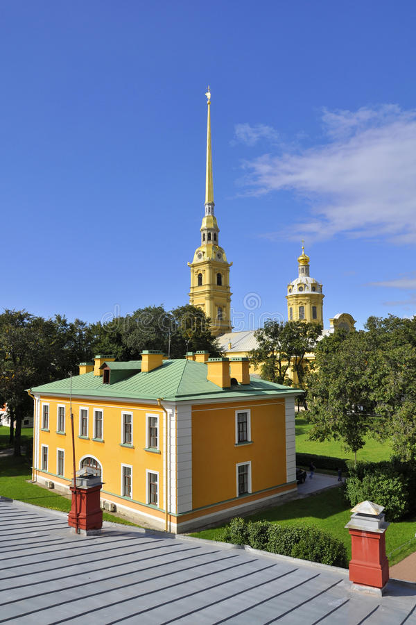 Download Peter And Paul Fortress In Saint-Petersburg Stock Photo - Image: 23585050