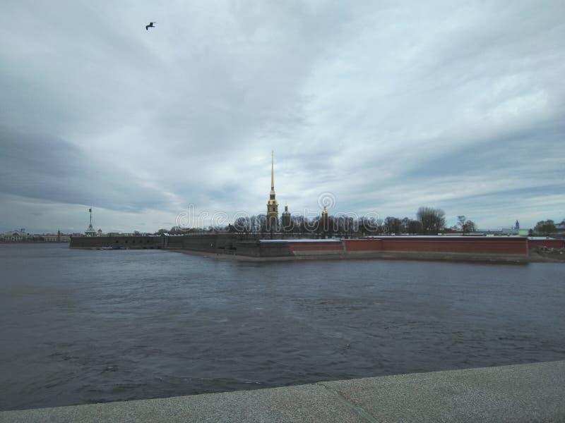 Peter-Pavel& x27 φρούριο του s στοκ εικόνες με δικαίωμα ελεύθερης χρήσης