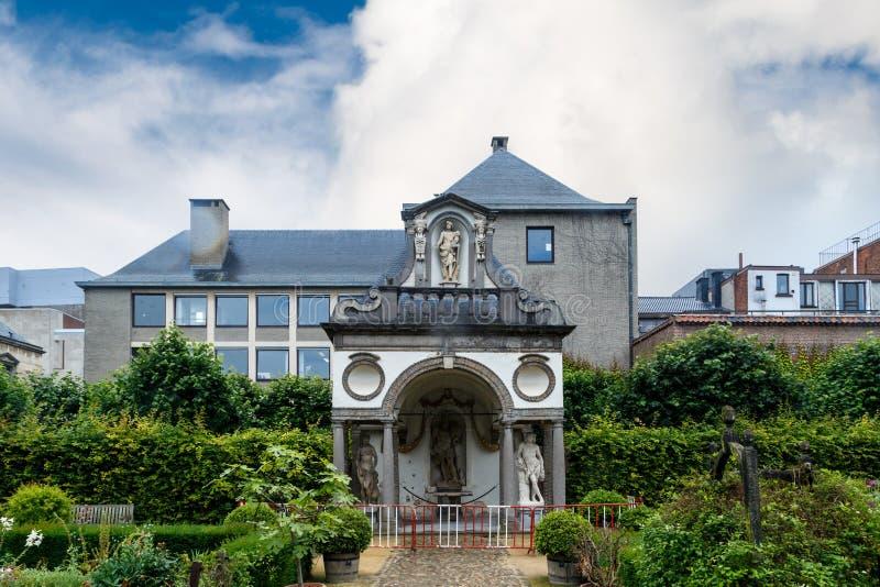 Peter Rubens House em Antuérpia fotografia de stock royalty free