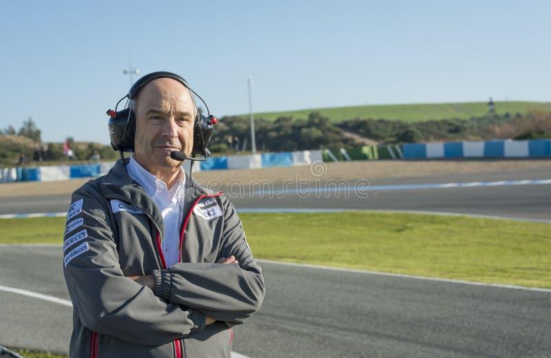 Peter Sauber royalty free stock photos