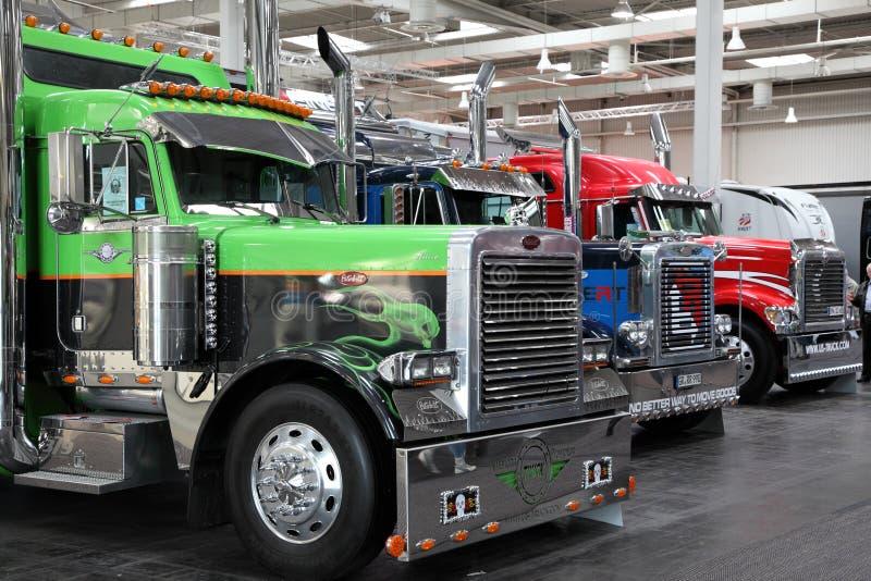 Download Peterbilt Trucks editorial photo. Image of peterbilt - 26714071