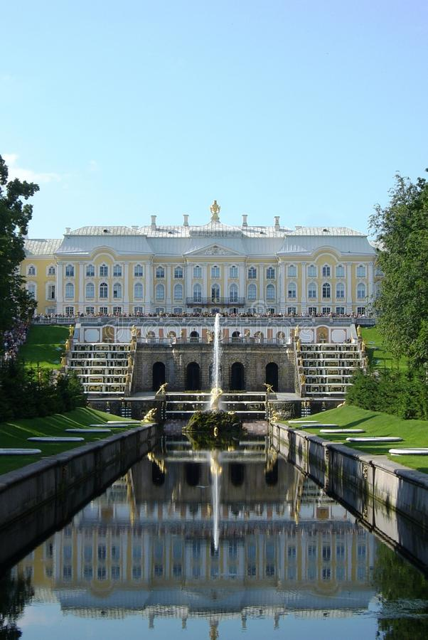 Download Peterhof stock photo. Image of history, opulent, palace - 22940198