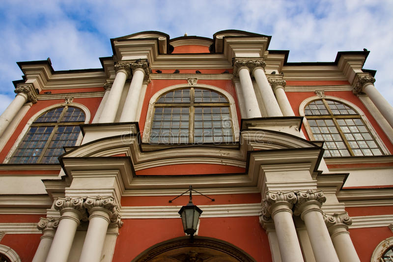 Petersburg Royalty Free Stock Photography