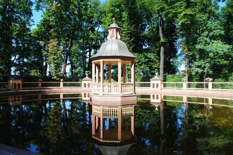 Petersburg obraz royalty free