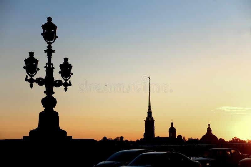 petersburg Rosji st zdjęcia stock