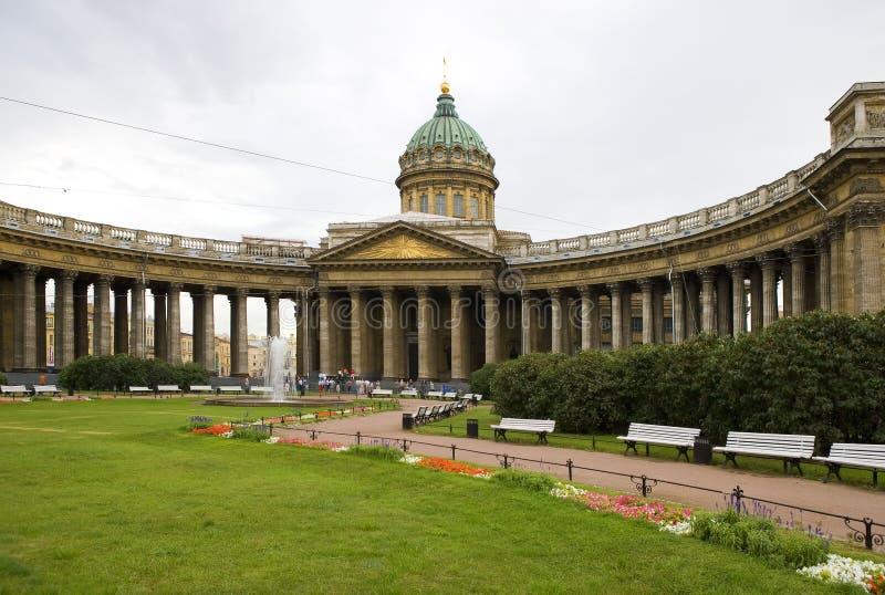 petersburg russia st arkivbild
