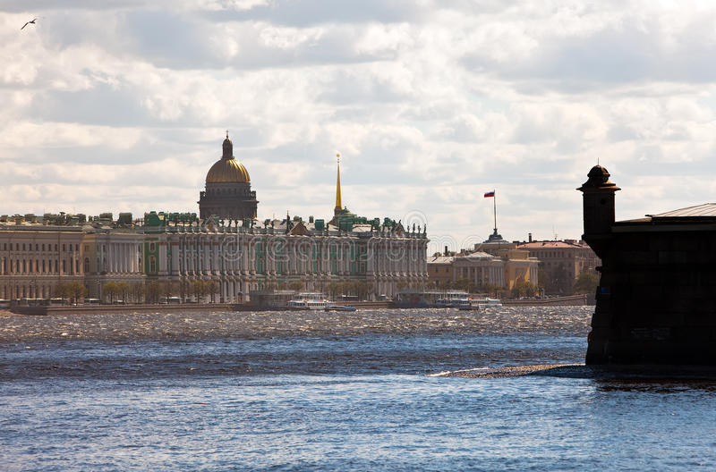 Download Petersburg. A View On The Hermitage Stock Image - Image: 20967183
