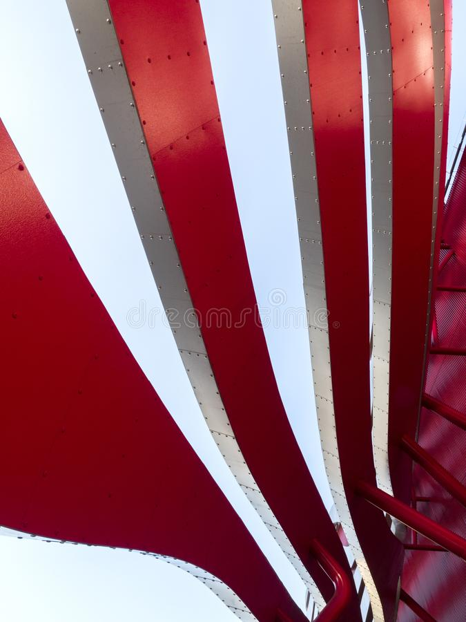 Free Petersen Automotive Museum Facade On The August 12th, 2017 - Los Angeles, CA Stock Photo - 104506340