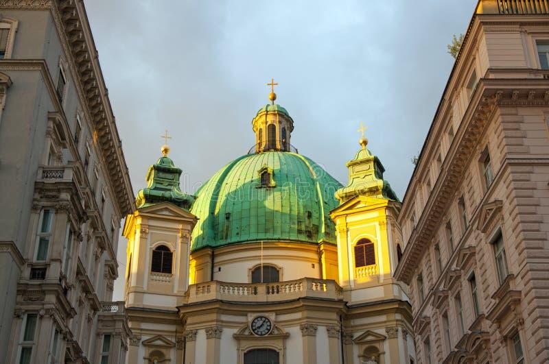 Peterskirchen, Wien, Austria, fotografia royalty free