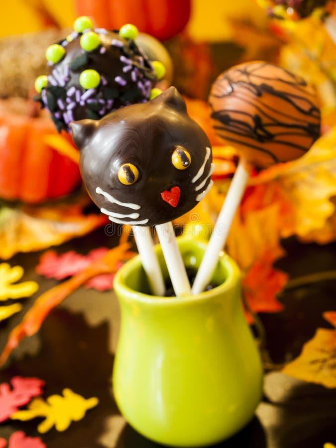 Petisco de Halloween imagem de stock