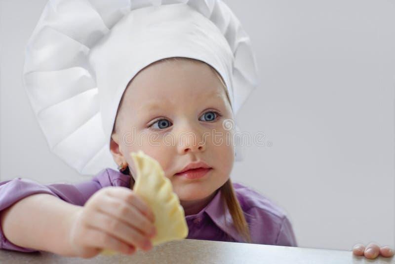 Petit bébé photo libre de droits