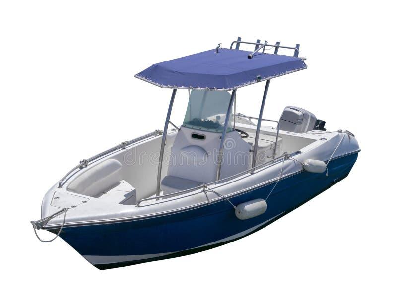 Petit bateau de mer images libres de droits