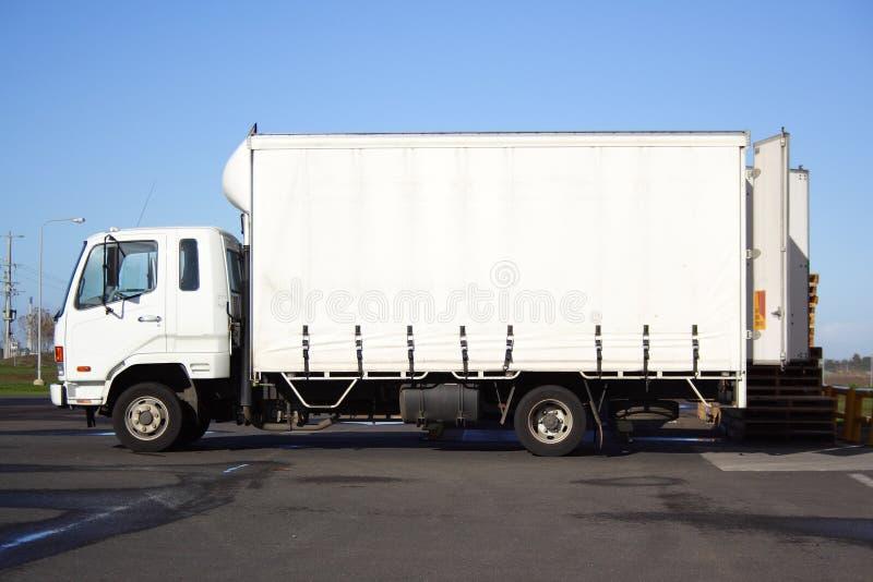 Petit camion photos libres de droits