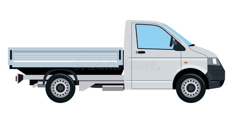 Petit camion illustration libre de droits