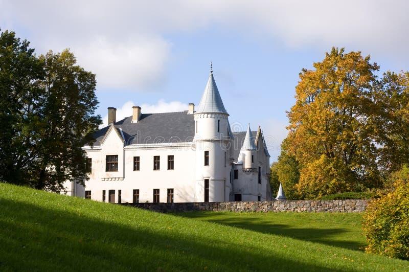 Petit château photo libre de droits