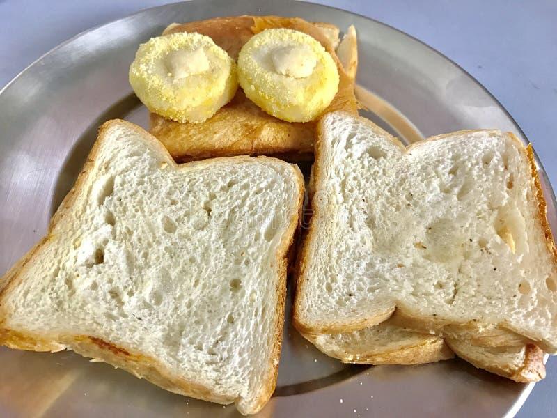 Download Petit déjeuner image stock. Image du homemade, sandwich - 87707325