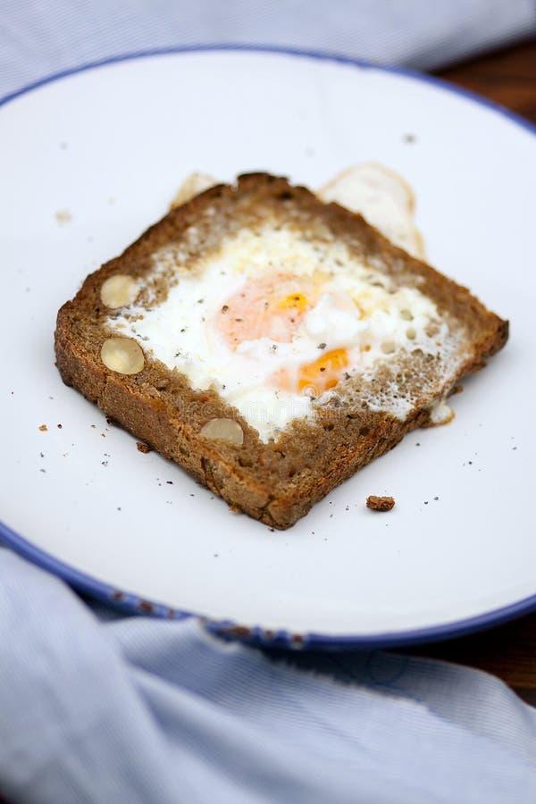 Petit déjeuner sain image libre de droits