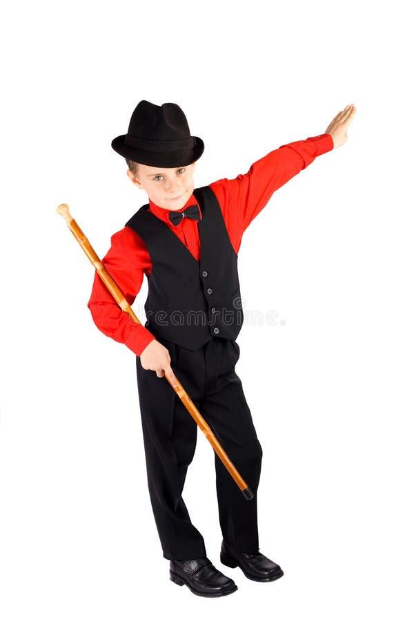 Petit danseur photo libre de droits