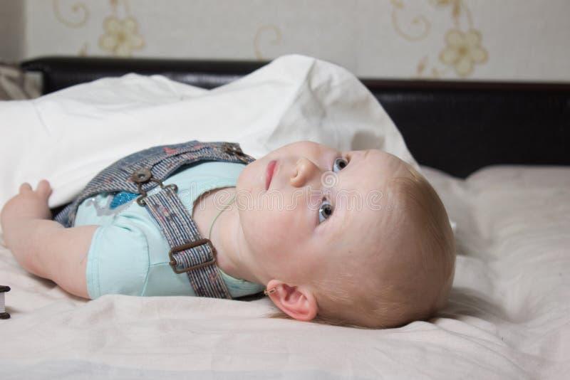 Petit enfant photo stock