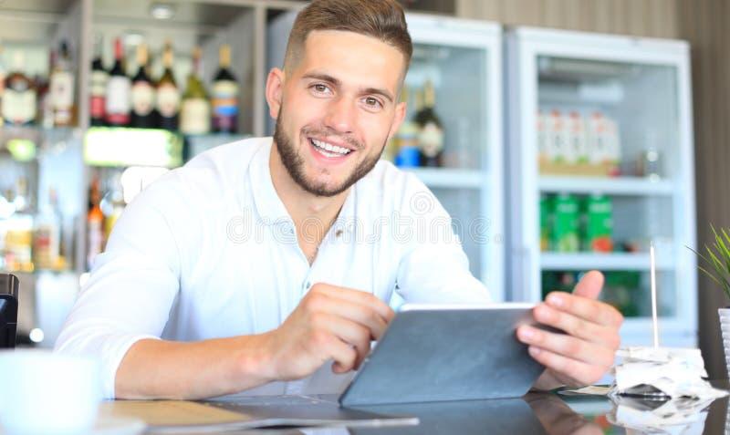 Petit entrepreneur photo stock