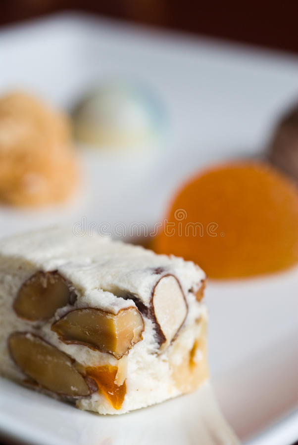 Download Petit fours stock image. Image of fours, sugar, macro - 11322997
