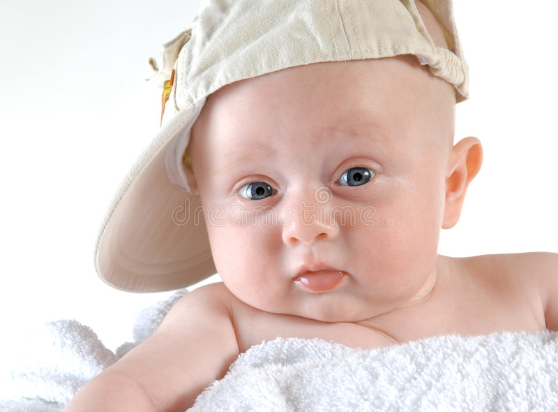 Petit garçon II images libres de droits