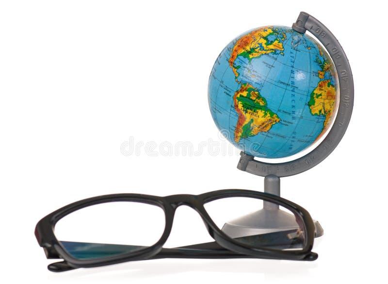 Petit globe image libre de droits